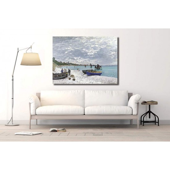 החוף בסיינט אדרס