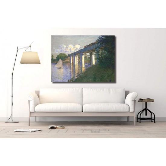 גשר הרכבת בארגנטויל