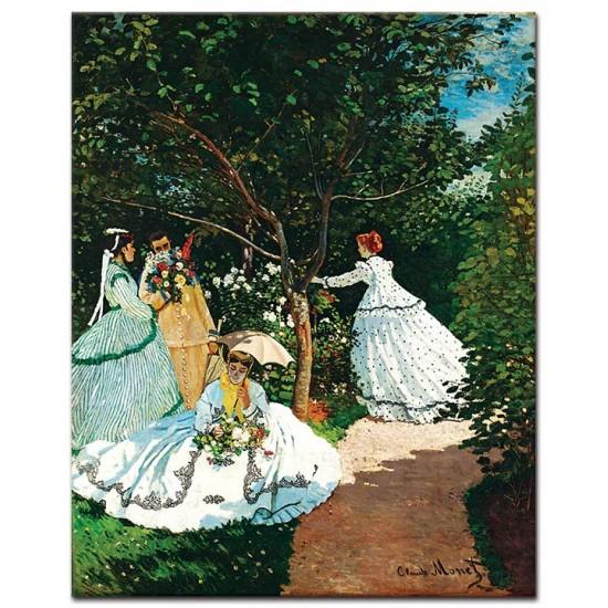 הנשים בגינה