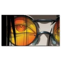 משקפיים צהובות