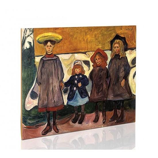 ארבע ילדות באסגרדסטרנד