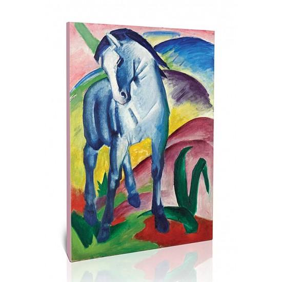 סוס כחול