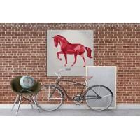 סוס אדום