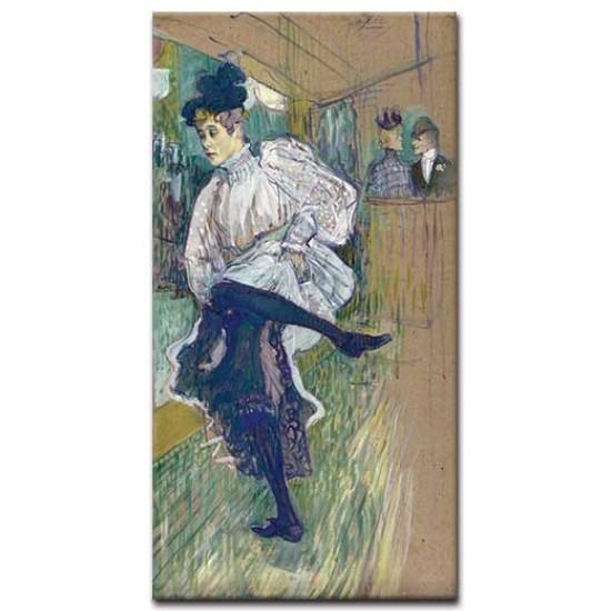 ג'יין אבריל רוקדת
