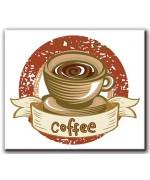 שלט קפה