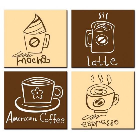 רביעיית קפה (אנגלית)