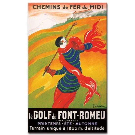 Le Golf de font Romeu