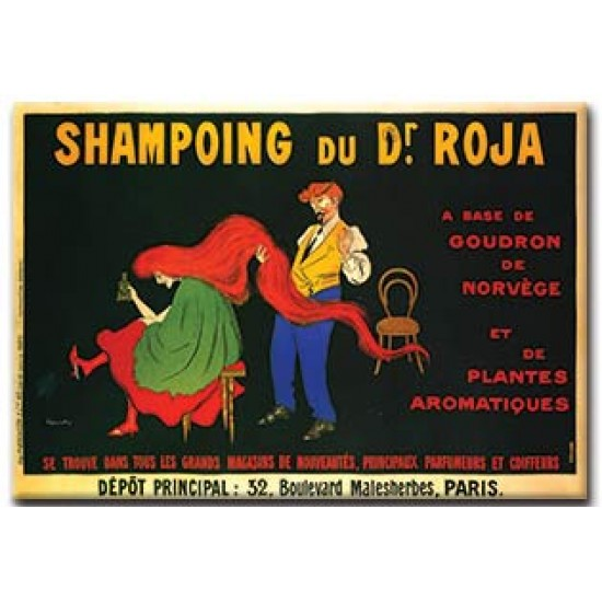 Shampoing du Dr Roja