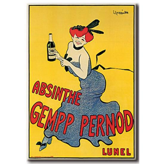 Absinth Gempp Pernod