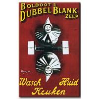 Boldoots Dubbel Blank Zeep