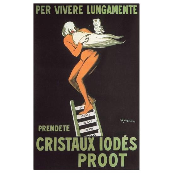 Cristaux Iodes Proot