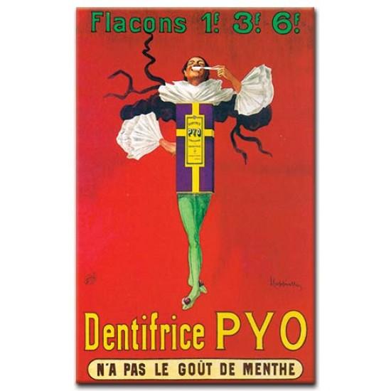 Dentifrice PYO