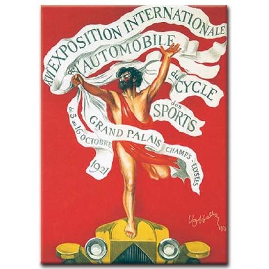 Expiosition Internationale de Automobile