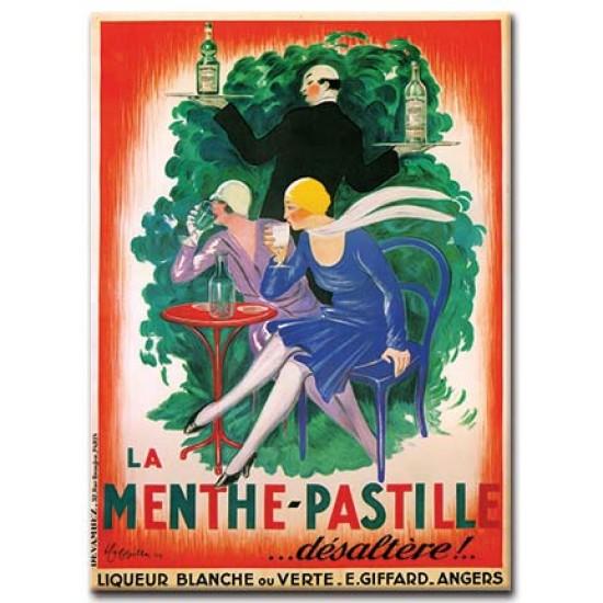La Menthe Pastille