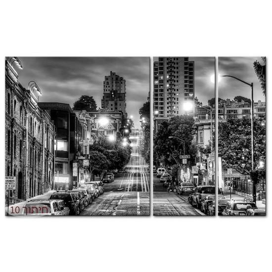 סן פרנסיסקו בלילה