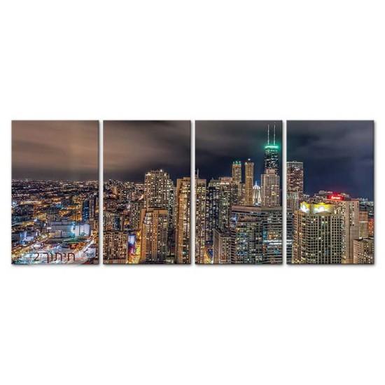 לילה בשיקגו