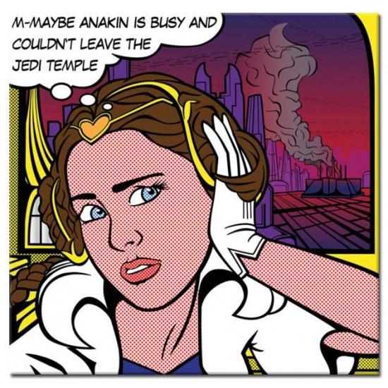 מלחמת הכוכבים - הנסיכה לאה