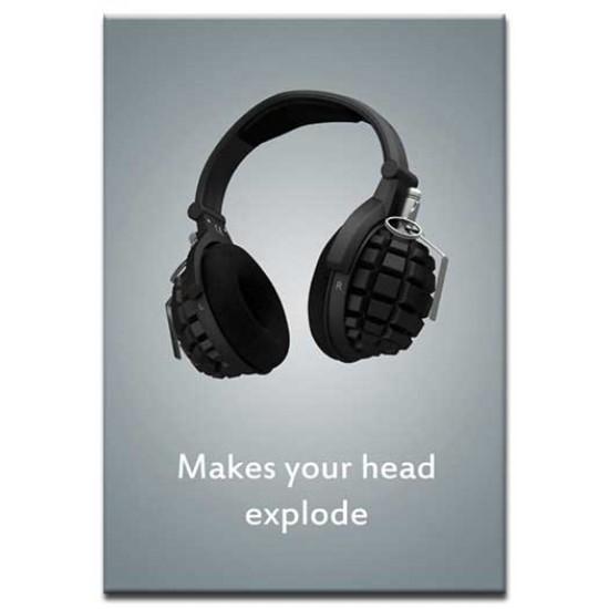 אוזניות נפץ
