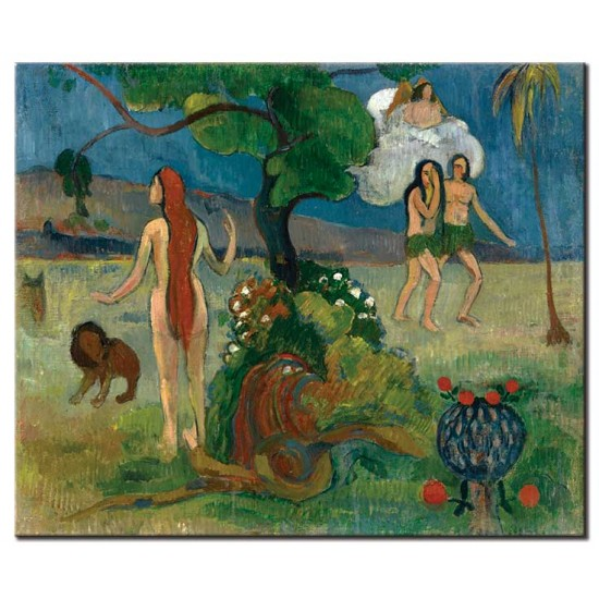 אדם וחוה, גן עדן אבוד