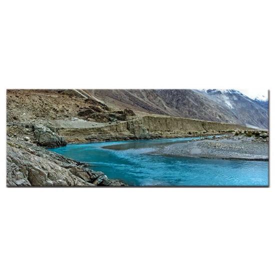 נהר שיוק, פקיסטן
