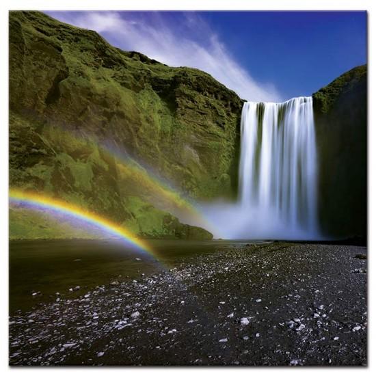 מפל סקוגפוס, איסלנד