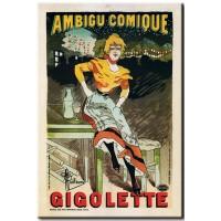 Ambigu Comique, Gigolette