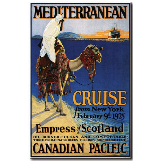 Mediterranean Cruise from New York