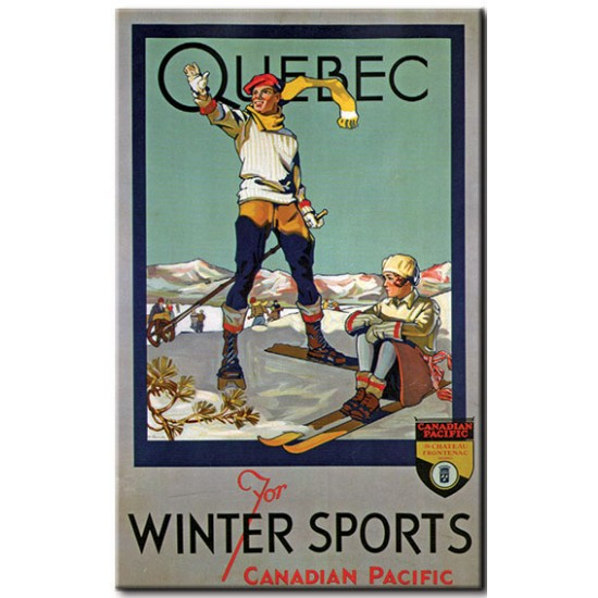 Quebec for Winter Sports