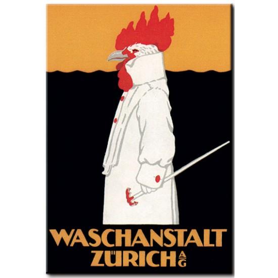 Zurich Laundry Shop