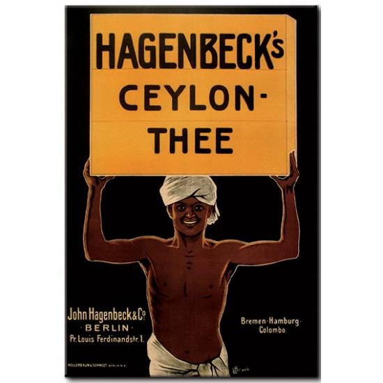 Hagenbeck's Ceylon Thee