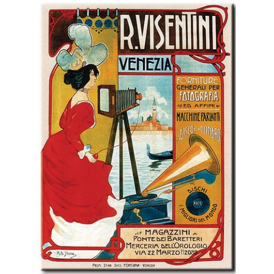 R Visentini, Supplies for General Photography