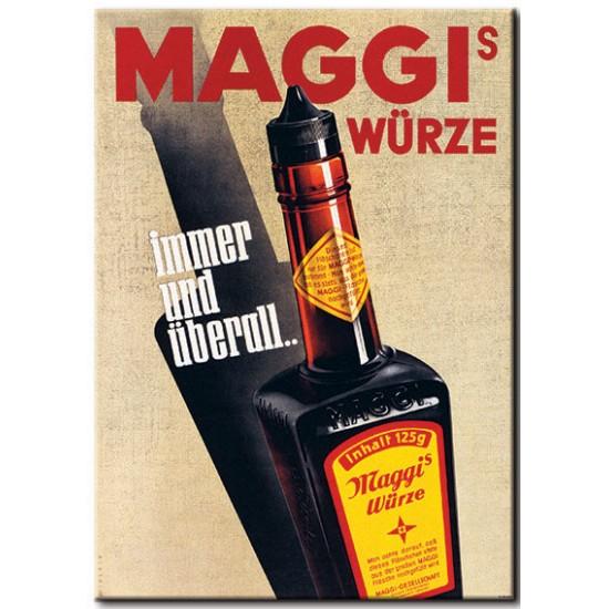 Maggis Wort
