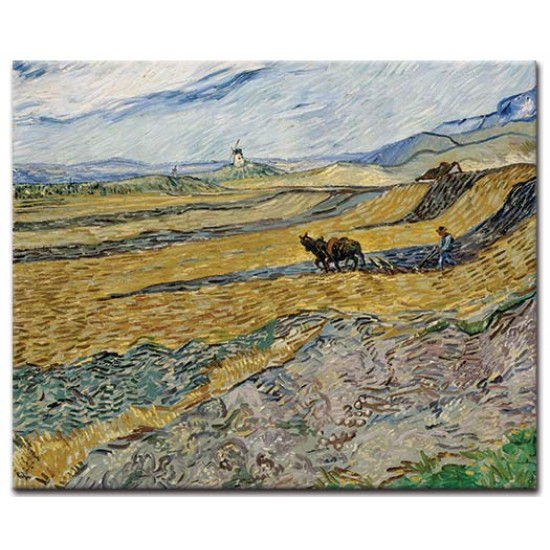 שדה ואיכר חורש