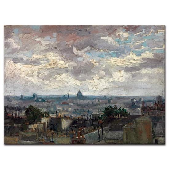 נוף של פריז